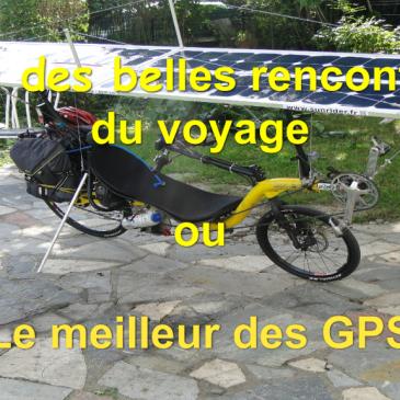 Belle rencontre de voyage ou le meilleur des GPS